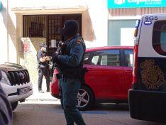 Foto 6 - Fotos: Varios detenidos en Soria en una gran operación antidroga