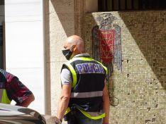Foto 5 - Fotos: Varios detenidos en Soria en una gran operación antidroga