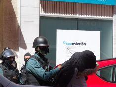 Foto 4 - Fotos: Varios detenidos en Soria en una gran operación antidroga