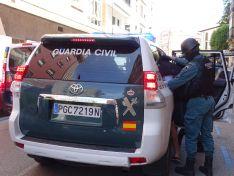 Foto 3 - Fotos: Varios detenidos en Soria en una gran operación antidroga