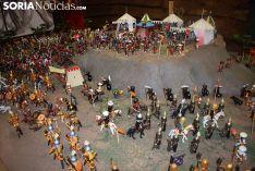 Foto 4 - Un reto veraniego: descubrir los muñecos intrusos que hay en la exposición de playmobil 'La batalla de las Navas de Tolosa' de Garray