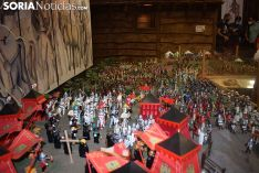 Foto 6 - Un reto veraniego: descubrir los muñecos intrusos que hay en la exposición de playmobil 'La batalla de las Navas de Tolosa' de Garray