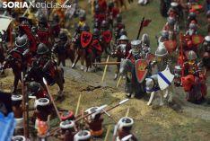 Foto 3 - Un reto veraniego: descubrir los muñecos intrusos que hay en la exposición de playmobil 'La batalla de las Navas de Tolosa' de Garray
