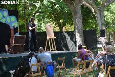 Teatro infantil en la Dehesa con 'Estas monstruas me hacen reír'