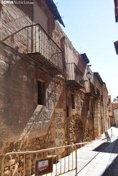 Foto 3 - Así ha quedado el número 40 de la calle Zapatería de Soria