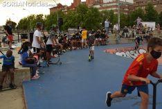 Foto 2 - Suspendida una exhibición de skate por no poderse garantizar las medidas anti Covid