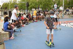 Foto 3 - Suspendida una exhibición de skate por no poderse garantizar las medidas anti Covid