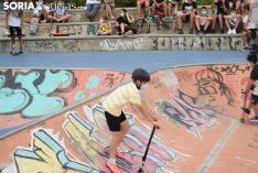 Foto 4 - Suspendida una exhibición de skate por no poderse garantizar las medidas anti Covid
