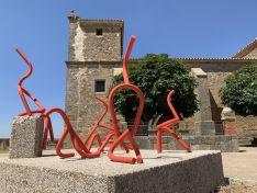 Foto 5 - El museo al aire libre de Almarail tiene una nueva escultura: 'Vida'