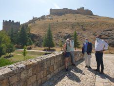 """Miguel Latorre: """"El Burgo de Osma gana un importante atractivo turístico con la revalorizaci&oacut"""