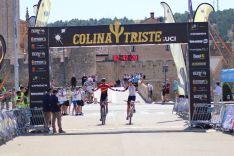 Foto 4 - David Valero y Sergio Mantecón ganan en El Burgo de Osma en la Colina Triste UCI 2020