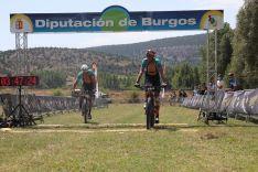 Tiago Ferreira y Hans Becking ganan la etapa más larga de la historia de Colina Triste
