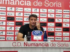 """César Palacios: """"He dado mi vida por el Numancia y la volvería a dar"""""""