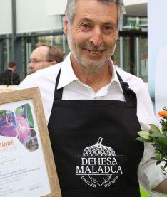 Foto 3 - Un pueblo de Soria degusta este sábado el jamón Récord Guinness más Valioso del mundo: más de 4.000 euros