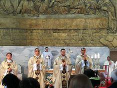 Una imagen de la ceremonia.