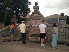 Imágenes de las actividades de Valdegeña.