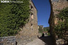 Numerosas personas de toda España han querido conocer Valdelavilla. /Soria Noticias