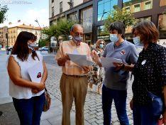 La Soria ¡Ya! se cita con el subdelegado Miguel Latorre.