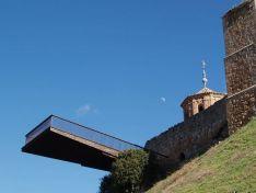 Mirador del postiguillo de San Miguel.