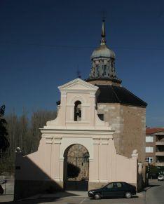 Ermita de Jesus de Nazareno, patrón de Almazán.