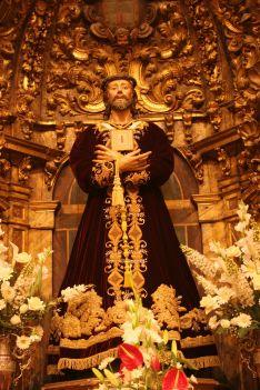 Imagen de Jesús de Nazareno, patrón de Almazán.