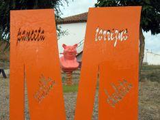 Foto 3 - El museo al aire libre de Almarail tiene una nueva escultura: 'Vida'