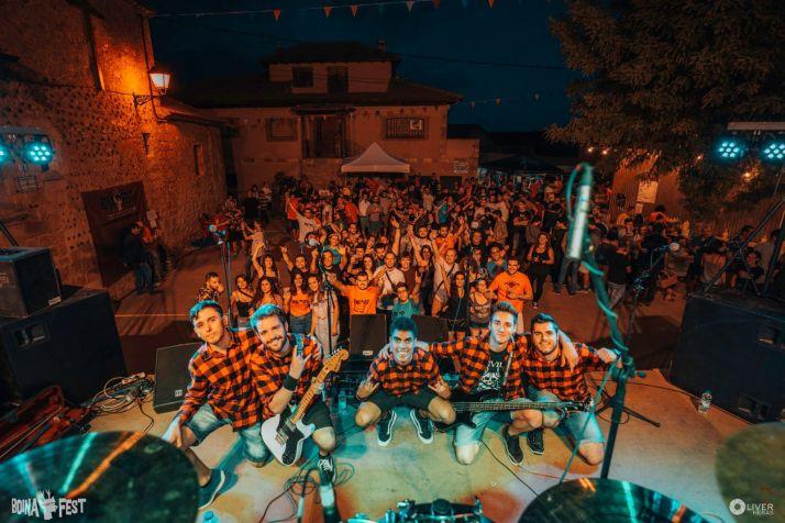 Foto 1 - El festival rural que ha recaudado más de 1.500€ contra el Covid