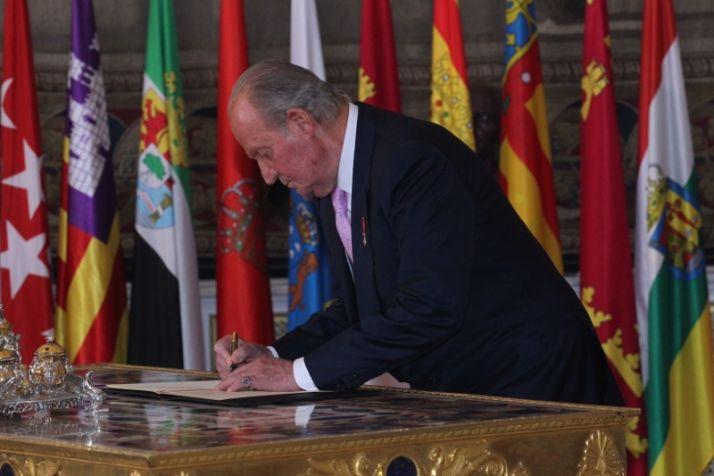 Foto 1 - Estos 4 municipios de Soria tienen calles en honor al Rey Juan Carlos