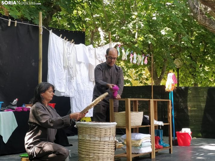 Foto 1 - GALERÍA: Teatro al aire libre y en familia, en la Dehesa