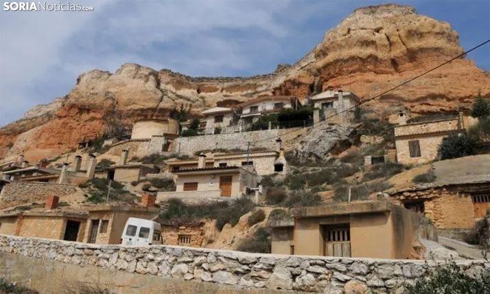 Bodegas en San Esteban de Gormaz. /SN