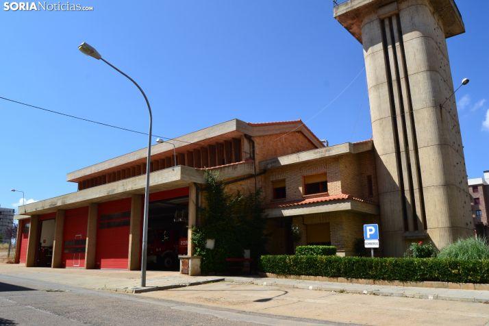 Foto 1 - El Ayuntamiento de Soria licita la adquisición de 37 nuevos trajes de bombero