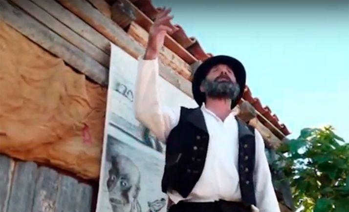 Foto 1 - VÍDEO: 'Historias de un buhonero' cierra el ciclo del teatro virtual de la Diputación