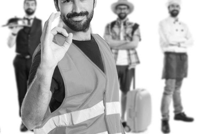 """Foto 1 - Más de 35 empresas sorianas contratan a personas en riesgo de exclusión a través de la Fundación """"la Caixa"""""""