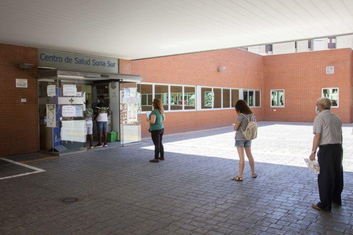 Foto 1 - Covid 19: La mitad de los contagiados en Soria crean su propio brote