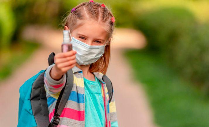 Foto 1 - La Junta da publicidad a la orden ministerial  sobre en Salud Pública frente al virus para los centros educativos