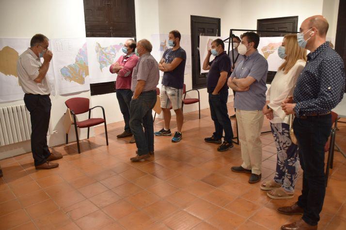 Foto 1 - La Junta publica las Bases Provisionales de las zonas de concentración parcelaria en Ágreda