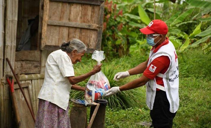 Foto 1 - La Junta se suma a la campaña mundial para rendir tributo a los trabajadores humanitarios