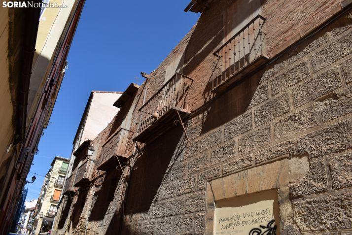 Foto 2 - Así ha quedado el número 40 de la calle Zapatería de Soria