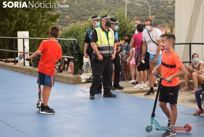 Suspendida una exhibición de skate por no poderse garantizar las medidas anti Covid