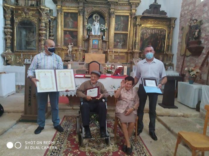 Foto 1 - Orillares celebra este sábado el centenario de su vecino Vicente Dueñas Puente