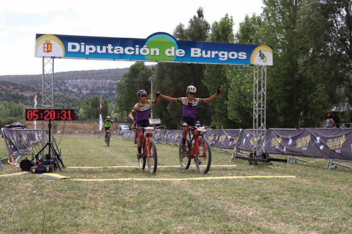 Foto 2 - Tiago Ferreira y Hans Becking ganan la etapa más larga de la historia de Colina Triste