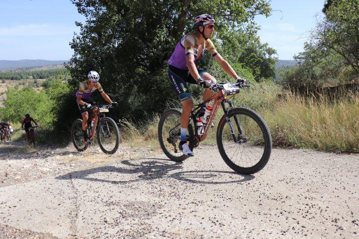 Foto 2 - Tiago Ferreira y Hans Becking vencedores de Colina Triste UCI 2020