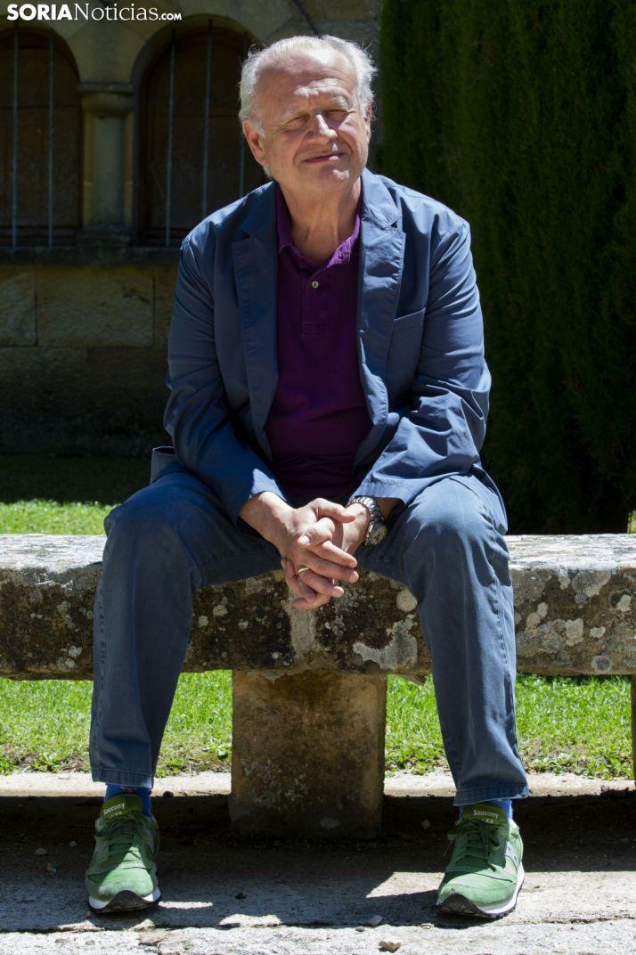 """Foto 2 - Entrevista con Juan Echanove: """"Soria me permite recuperarme emocionalmente"""""""