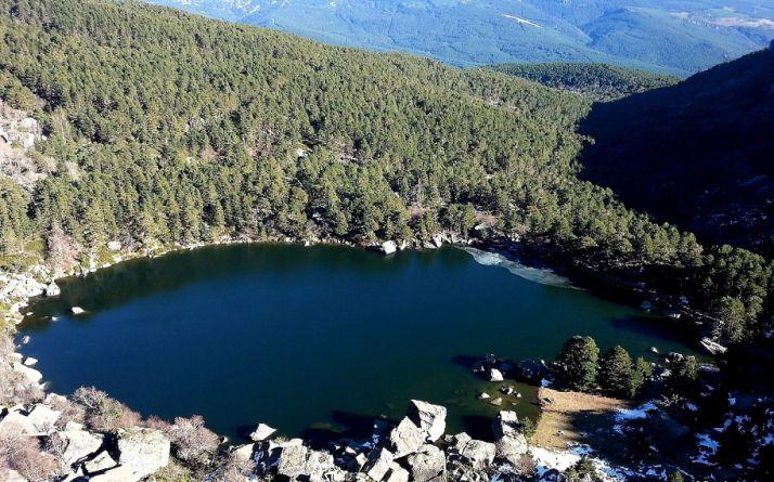 La Laguna NEgra de Soria, Vinuesa