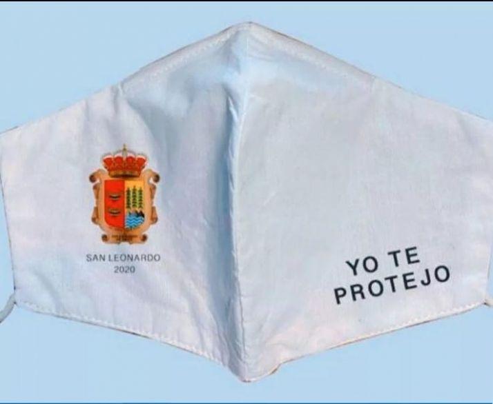 Foto 1 - El Ayuntamiento de San Leonardo de Yagüe repartirá mascarillas adquiridas por la propia institución