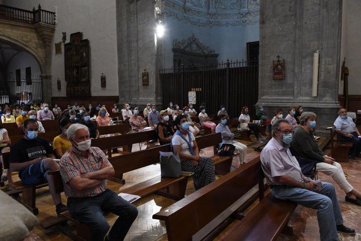 Foto 1 - Así son las medidas para prevenir la covid-19 en los espacios religiosos
