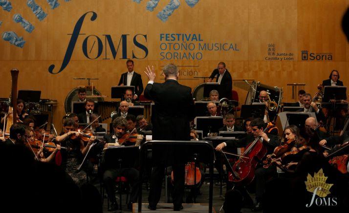 Un concierto de un ciclo anterior.