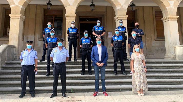 7 nuevos agentes se incorporan a la Policía Local de Soria