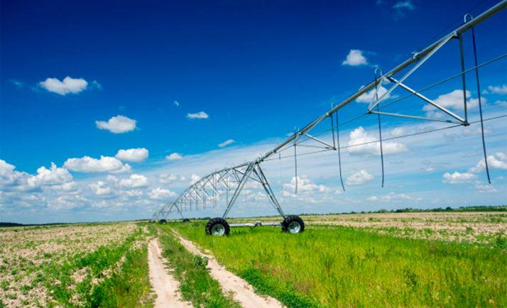 Foto 1 - La Junta busca modernizar los regadíos y las concentraciones parcelarias mediante la eficiencia energética