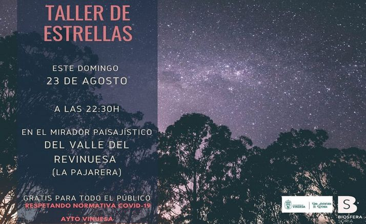 Foto 1 - El domingo, taller de estrellas en Vinuesa